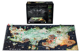 4D CITYSCAPE - PUZZLE 3D GAME OF THRONES - ESSOS