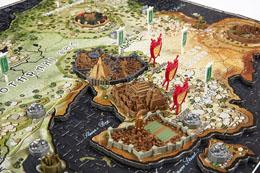 Photo du produit 4D CITYSCAPE - PUZZLE 3D GAME OF THRONES - ESSOS Photo 4