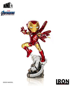 AVENGERS ENDGAME FIGURINE MINI CO. IRON MAN 15 CM