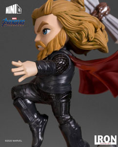Photo du produit AVENGERS ENDGAME FIGURINE MINI CO. THOR 15 CM Photo 1