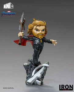 Photo du produit AVENGERS ENDGAME FIGURINE MINI CO. THOR 15 CM Photo 2