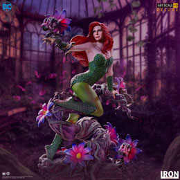 Photo du produit DC COMICS STATUETTE 1/10 ART SCALE POISON IVY BY IVAN REIS 20 CM Photo 1