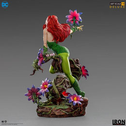Photo du produit DC COMICS STATUETTE 1/10 ART SCALE POISON IVY BY IVAN REIS 20 CM Photo 3