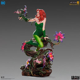 Photo du produit DC COMICS STATUETTE 1/10 ART SCALE POISON IVY BY IVAN REIS 20 CM Photo 4