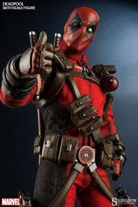 Photo du produit MARVEL COMICS FIGURINE 1/6 DEADPOOL 30 CM Photo 1