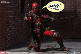 Photo du produit MARVEL COMICS FIGURINE 1/6 DEADPOOL 30 CM Photo 3