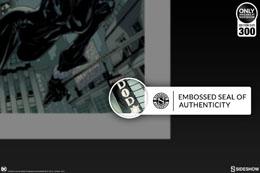 Photo du produit DC COMICS IMPRESSION ART PRINT THE GETAWAY / BATMAN & CATWOMAN 46 X 61 CM - NON ENCADRÉE Photo 2