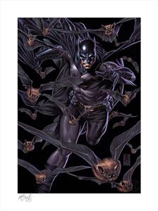 DC COMICS IMPRESSION ART PRINT BATMAN DETECTIVE COMICS 46 X 61 CM - NON ENCADRÉE