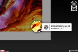 Photo du produit MARVEL IMPRESSION ART PRINT IRON MAN 46 X 61 CM - NON ENCADRÉE Photo 4