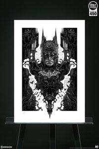Photo du produit DC COMICS IMPRESSION ART PRINT BATMAN 46 X 61 CM - NON ENCADRÉE Photo 1