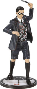 UMBRELLA ACADEMY STATUETTE PVC PROP REPLICA COLLECTION DIEGO