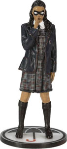 UMBRELLA ACADEMY STATUETTE PVC PROP REPLICA COLLECTION ALLISON