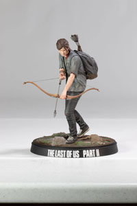 THE LAST OF US PART II STATUETTE PVC ELLIE WITH BOW 20 CM