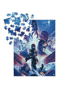 MASS EFFECT PUZZLE HEROES (1000 PIÈCES)