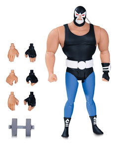 BATMAN THE ANIMATED SERIES FIGURINE BANE 18 CM