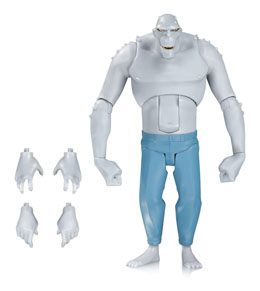 BATMAN THE ANIMATED SERIES FIGURINE KILLER CROC 17 CM
