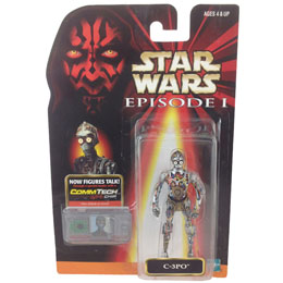 FIGURINE C-3PO STAR WARS EPISODE I