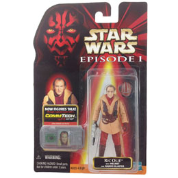 FIGURINE RIC OLIE STAR WARS EPISODE I