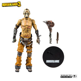 Photo du produit BORDERLANDS FIGURINE PSYCHO 18 CM Photo 1