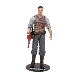 CALL OF DUTY BLACK OPS 4 ZOMBIES FIGURINE RICHTOFEN 15 CM