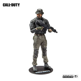 CALL OF DUTY FIGURINE CAPTAIN JOHN PRICE