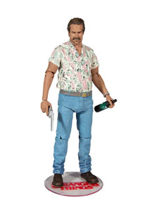 STRANGER THINGS FIGURINE CHIEF HOPPER (SEASON 3) 18 CM