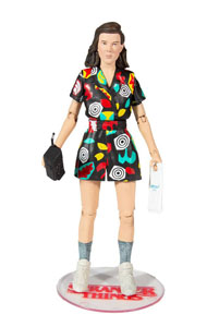 STRANGER THINGS FIGURINE ELEVEN (SEASON 3) 15 CM