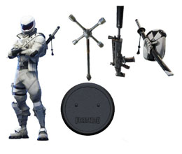 FORTNITE FIGURINE OVERTAKER 18 CM