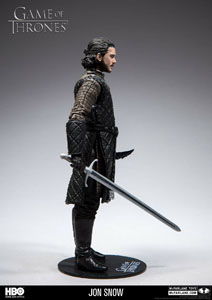 Photo du produit LE TRONE DE FER FIGURINE JON SNOW Photo 2