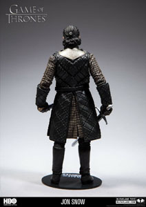 Photo du produit LE TRONE DE FER FIGURINE JON SNOW Photo 3