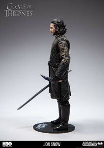 Photo du produit LE TRONE DE FER FIGURINE JON SNOW Photo 4