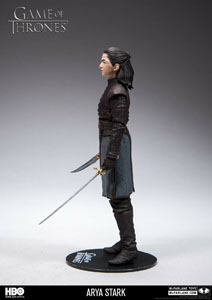 Photo du produit LE TRONE DE FER FIGURINE ARYA STARK Photo 1
