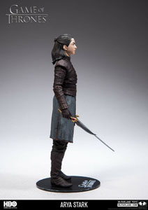 Photo du produit LE TRONE DE FER FIGURINE ARYA STARK Photo 3