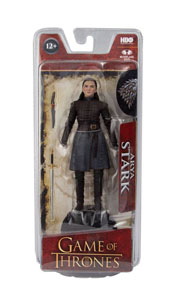 Photo du produit LE TRONE DE FER FIGURINE ARYA STARK Photo 4