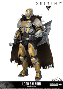 Photo du produit DESTINY FIGURINE LORD SALADIN DELUXE 25 CM