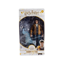 Photo du produit HARRY POTTER ET LES RELIQUES DE LA MORT : 2ÈME PARTIE FIGURINE HARRY POTTER 15 CM Photo 1