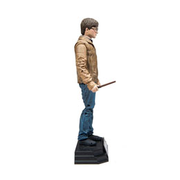 Photo du produit HARRY POTTER ET LES RELIQUES DE LA MORT : 2ÈME PARTIE FIGURINE HARRY POTTER 15 CM Photo 4