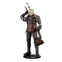 FIGURINE MCFARLANE THE WITCHER GERALT 18 CM