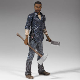 THE WALKING DEAD FIGURINE LEE EVERETT (COLOR) 15 CM