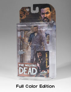 Photo du produit THE WALKING DEAD FIGURINE LEE EVERETT (COLOR) 15 CM Photo 1