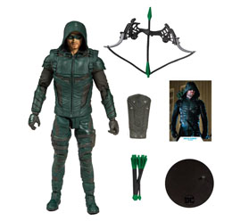 Photo du produit ARROW FIGURINE GREEN ARROW 18 CM Photo 1