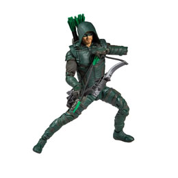 Photo du produit ARROW FIGURINE GREEN ARROW 18 CM Photo 2