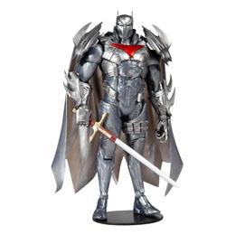 DC Multiverse figurine Azrael Batman Armor (Batman Curse of the White Knight) Gold Label 18 cm