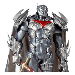 Photo du produit DC Multiverse figurine Azrael Batman Armor (Batman Curse of the White Knight) Gold Label 18 cm Photo 4