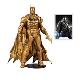 Photo du produit DC GAMING FIGURINE ARKHAM KNIGHT BATMAN 18 CM - MCFARLANE TOYS Photo 1