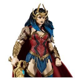 Photo du produit DC Multiverse figurine Build A Wonder Woman 18 cm Photo 3