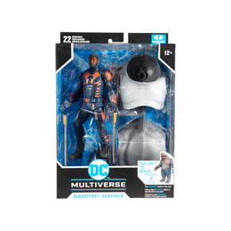 DC Multiverse figurine Build A Bloodsport (Unmasked) 18 cm