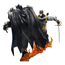 Photo du produit DC Multiverse pack 2 figurines Collector Multipack Batman vs Azrael Batman Armor 18 cm Photo 1
