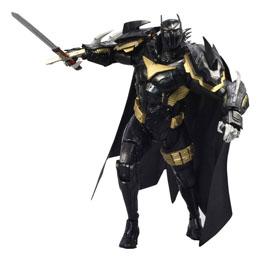 Photo du produit DC Multiverse pack 2 figurines Collector Multipack Batman vs Azrael Batman Armor 18 cm Photo 3