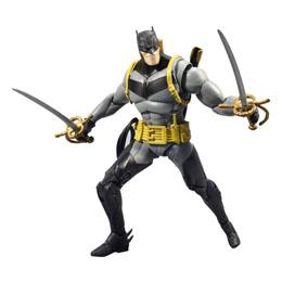 Photo du produit DC Multiverse pack 2 figurines Collector Multipack Batman vs Azrael Batman Armor 18 cm Photo 4